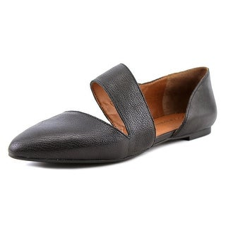 Lucky Brand Madysonn Women Pointed Toe Leather Flats