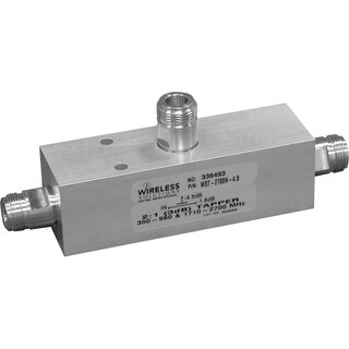 Wireless Solutions - 350-2700 MHz 4.8dB Tapper