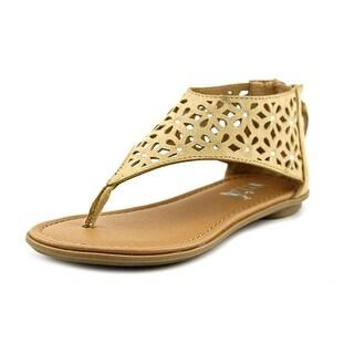 Mia Kids Dallas Open Toe Synthetic Thong Sandal