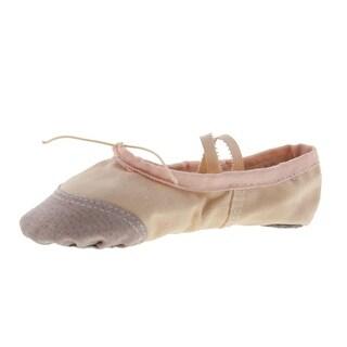 North Dance Girls Little Kid Canvas Ballet Shoes - 29 medium (b,m)