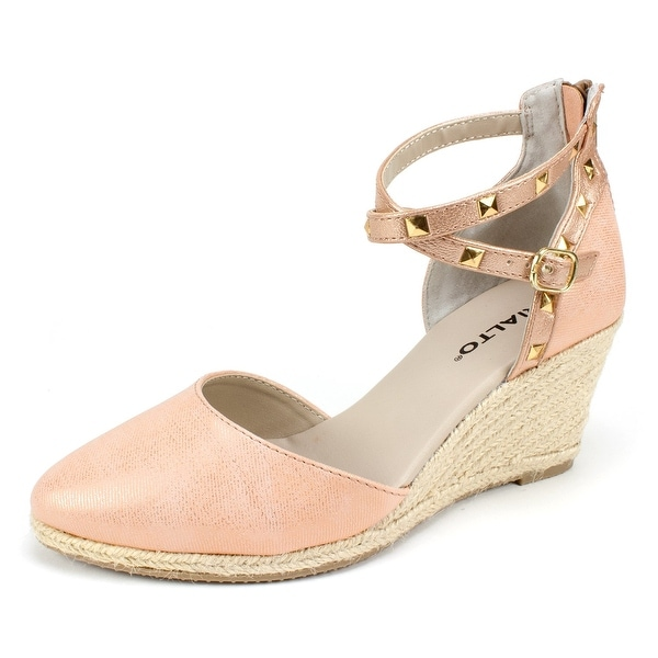 64c70398bc36 Shop Rialto Womens Campari Closed Toe Casual Espadrille Sandals ...