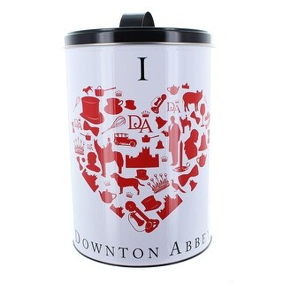 Downton Abbey Biscuit Tin - multi