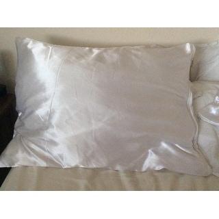 Luxury Hypoallergenic EcoCluster Down Alternative Single Hotel Pillow