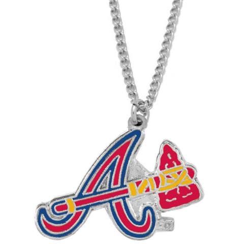 MLB Sports Team Logo Necklace Charm Pendant Gift