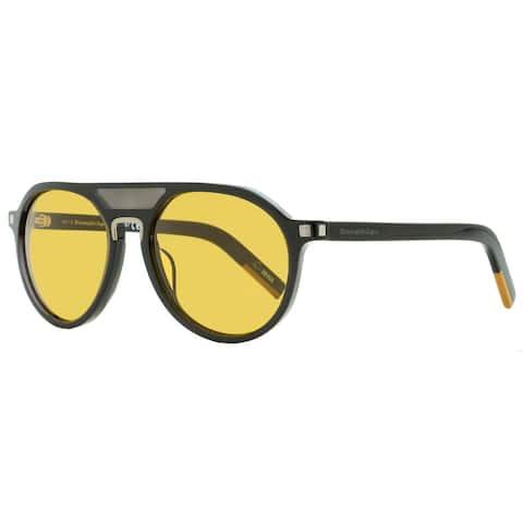 Ermenegildo Zegna EZ0123 01E Mens Black 55 mm Sunglasses