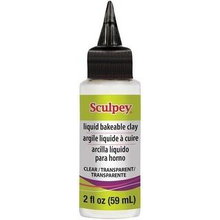 Liquid Sculpey 2Oz-Clear