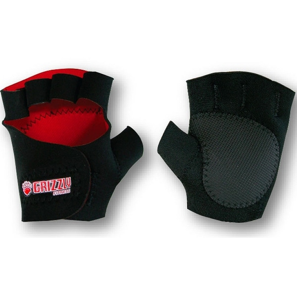 Vegan Fitness Gloves: Shop Grizzly Fitness Sticky Paws Weight Lifting Gloves