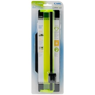 """Carl Personal Rotary Trimmer 12""""-"""