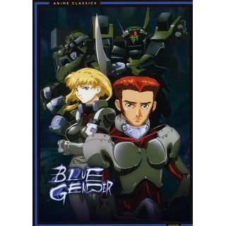 Blue Gender: Box Set with Warrior Movie-Classic [DVD]