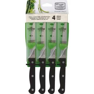 Chicago Cutlery 4Pc Essentials Knife Set