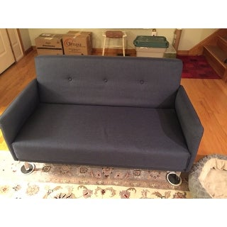 Simple Living Franco Loveseat