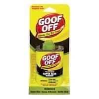 Goof Off FG677 Super Glue Remover, 4 Oz