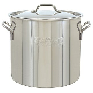 Link to Bayou Classic® 1440 - 40-qt Stainless Brew Kettle Similar Items in Cookware