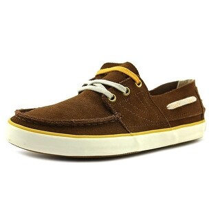 Tretorn Otto Moc Toe Suede Boat Shoe