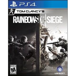 Rainbow 6 Siege - Playstation 4