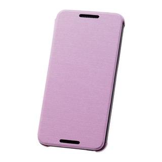 HTC Flip Case for HTC Desire 610 - Sweet Lilac