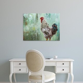 Easy Art Prints Lucia Heffernan's 'The General' Premium Canvas Art