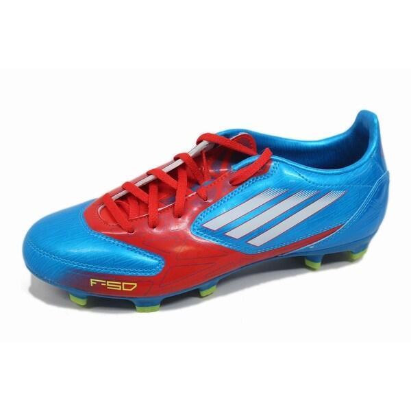 Adidas Men's F10 TRX FG Blue/White-Red V24792