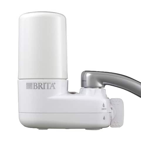 Brita 35214 On Tap Basic Faucet Water Filtration System