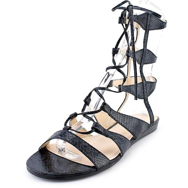 G.C. Shoes Amazon Women  Open Toe Synthetic  Gladiator Sandal