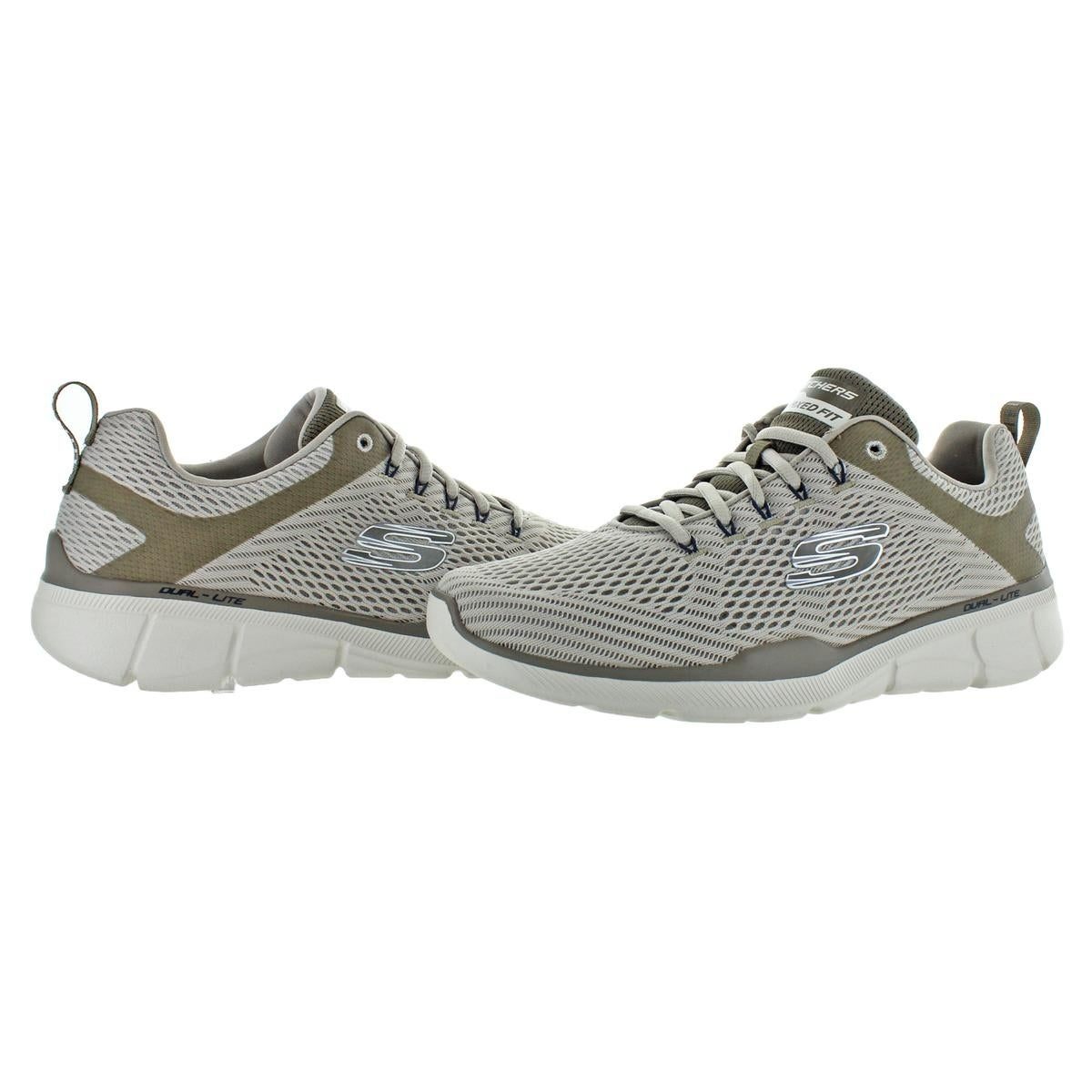 Interpersonal melodía Marinero  Skechers Mens Equalizer 3.0 Casual Shoes Dual-Lite Memory Foam - 9.5 Medium  (D) - Overstock - 27876065