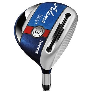 Adams Golf Clubs Men's Blue Fairway Wood