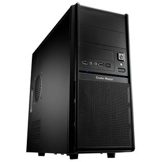 Cooler Master Case Elite 342 Matx Mini Tower 400W Ps 2/1/(5) Bay Usb 3.0 Audio