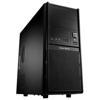 Cooler Master Case Elite 342 Matx Mini Tower 400W Ps 2/1/(5) Bay Usb 3.0 Audio