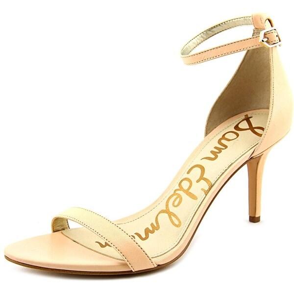 ba7acf0129f Shop Sam Edelman Patti Women Open Toe Leather Sandals - Free ...