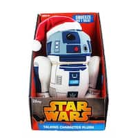 "Star Wars 9"" Talking Plush: Santa R2-D2 - multi"
