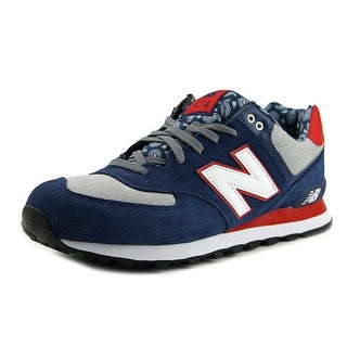 New Balance ML574    Suede  Fashion Sneakers