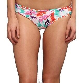 Carve Designs White Women's Size XL Bikini Bottom Swimwear