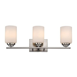 Trans Globe Lighting 70523 Mod Space 3 Light Bathroom Vanity Light
