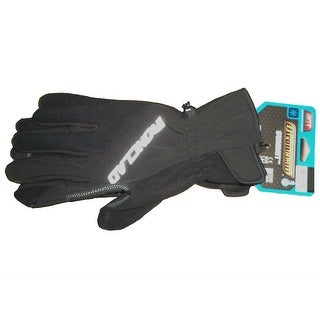 Ironclad SMB2-03-M Summit Fleece Work Glove, Medium, Black & Gray