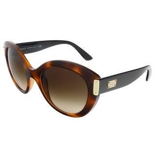 Versace VE4310 511913 Havana Round sunglasses