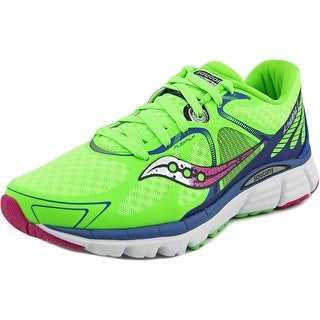 Saucony Kinvara 6 Round Toe Synthetic Running Shoe