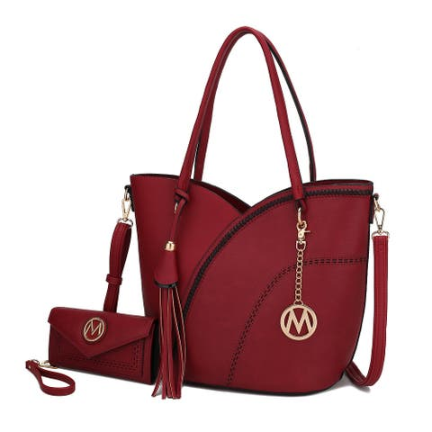 MKF Collection Zoely Tote by Mia k.