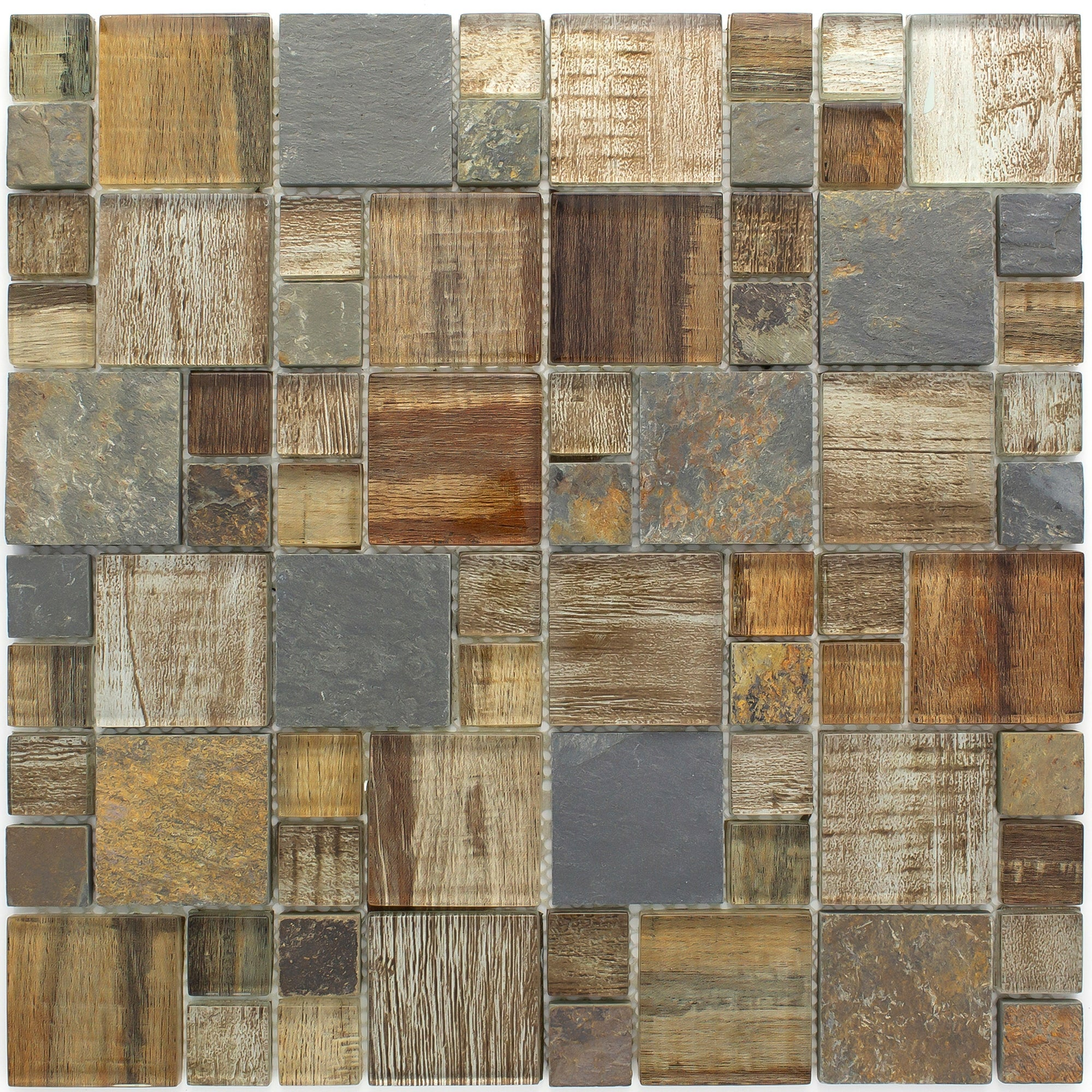 Gl And Stone Wood Look Tile