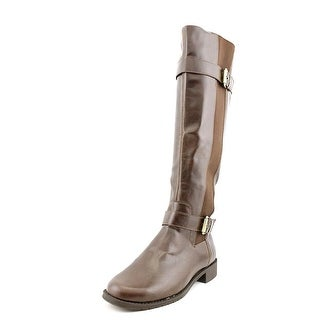 A2 By Aerosoles Ride Out W Round Toe Synthetic Knee High Boot
