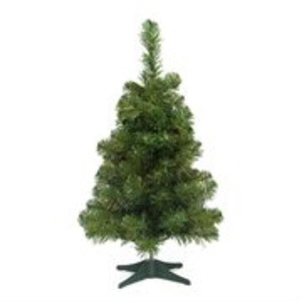 "18"" x 10"" Noble Pine Artificial Christmas Tree - Unlit"