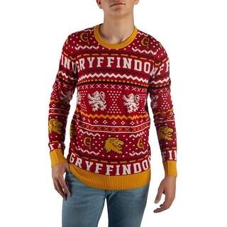 Harry Potter Gryffindor Ugly Sweater