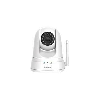 D-Link DCS-5030L HD Pan & Tilt Wi-Fi Camera, White