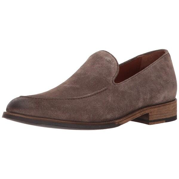 274dfb9f6b3 Shop FRYE Mens Jefferson Venetian Leather Closed Toe Penny Loafer ...
