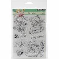 Clear Stamps 5''X6.5'' Sheet-Fairy Sweet