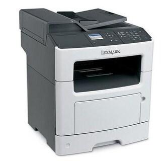 """Lexmark Mx310dn Mono Laser Printer-Laser Printer, 35Ppm, 250Sht Cap, 8-2/5""""X15""""X18-3/5"""", Gy"""