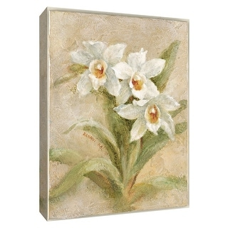 """PTM Images 9-154605  PTM Canvas Collection 10"""" x 8"""" - """"Dreamy Orchids II"""" Giclee Orchids Art Print on Canvas"""