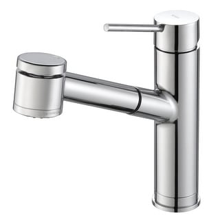 Link to Kraus KPF-2610 Oletto 1-Handle 2-Function Pullout Kitchen Faucet Similar Items in Faucets