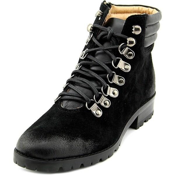 Corso Como Whisper Women Round Toe Leather Ankle Boot