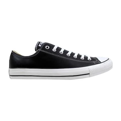 Converse Men's Chuck Taylor OX Black Black 132174C