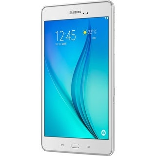 "Samsung Galaxy Tab A SM-T350 Tablet - 8"" - 1.50 GB - Qualcomm (Refurbished)"